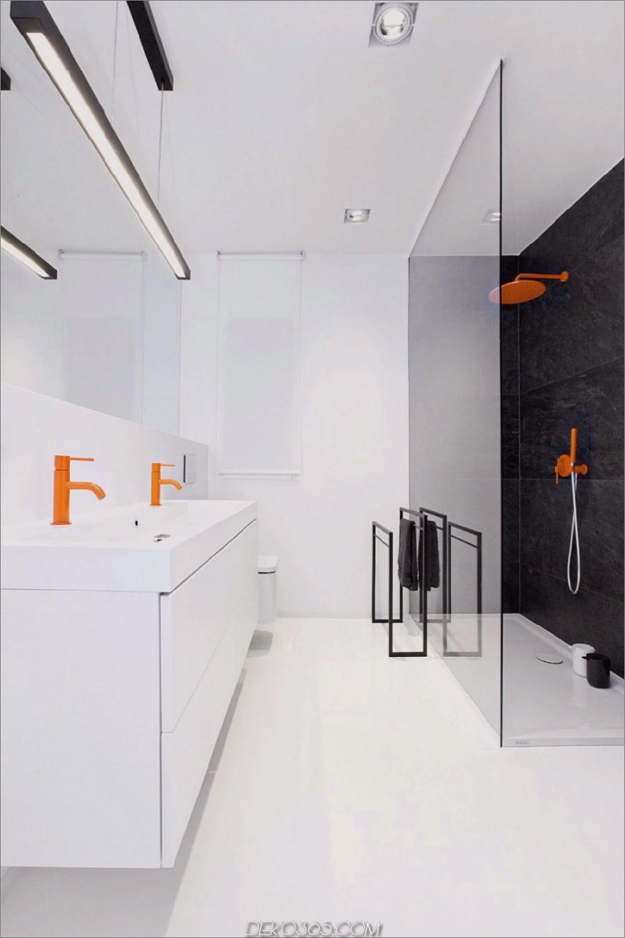 Zeitgenössisches polnisches Zuhause verwendet Textur und Farbe als Akzente_5c58f4dcd7675.jpg