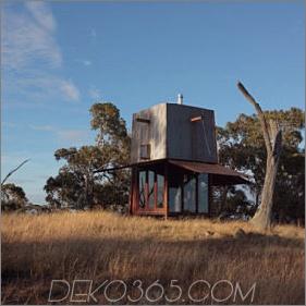 Tiny House Design im australischen Hinterland
