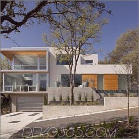 Schöne zeitgenössische Häuser - Passives Solarhaus in Texas