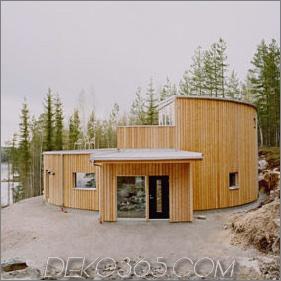 Passivhauspläne - schwedisches Öko-Haus
