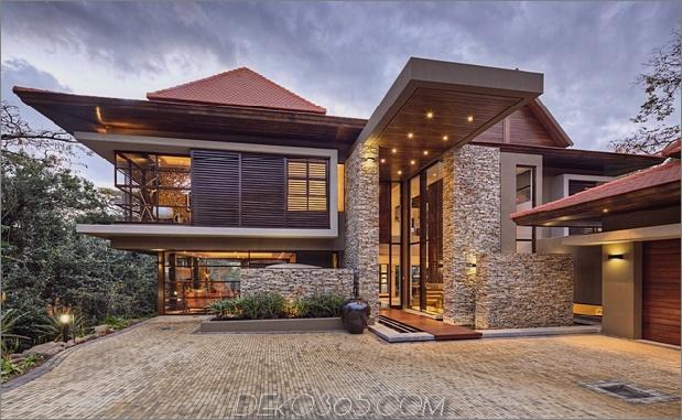 Zen Home japanische Einflüsse Metropolarchitekten 2 thumb 630xauto 49227 Zen Dream Home mit japanischen Einflüssen von Metropole Architects