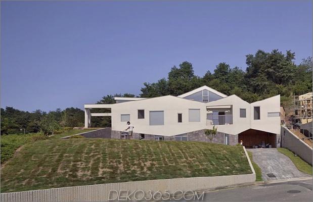 Zickzack-Haus mit Panoramablick und einer Rutsche im Inneren 2 thumb 630x406 11105 Zickzack-Haus mit Panoramablick und einer Rutsche im Inneren