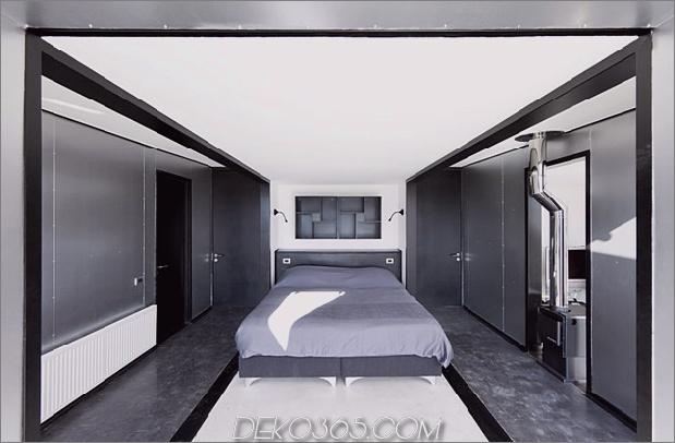 Zwölf Versandcontainer in einem modernen Berghaus kombiniert 22.jpg