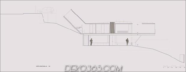 Zwölf Versandcontainer in einem modernen Berghaus kombiniert 29.jpg