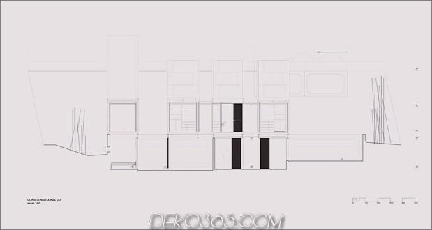 Zwölf Versandcontainer, kombiniert in ein modernes Berghaus, 31.jpg